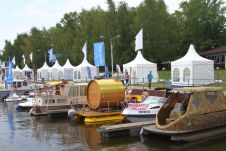 Пост-релиз Ярмарка Водный мир 2012