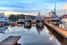 Выставка Burevestnik International Boat Show 2013 - открытие яхтенного сезона 2013