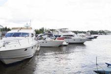 «Водный мир» Российская Ярмарка яхт и катеров 2018