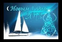 Поздравляем Вас с Новым 2013 годом.