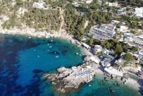 Квадрокоптер, катамаран и остров Капри