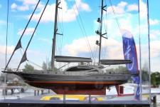Макет Туреецкой 80-ти футовой яхты