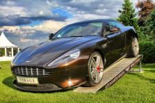 "Aston Martin ""VENTAGE S"" V8"