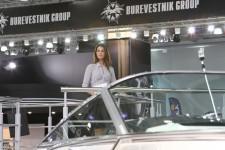 Стенд компании Burevestnik Group