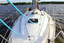 Москва курс Day Skipper 17 августа 2011