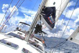 Капитан дневного плавания (Day Skipper) (Практика)