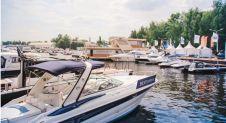 «Водный мир» Российская Ярмарка яхт и катеров 2020