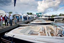 Выставка Burevestnik Boat Show - 2012