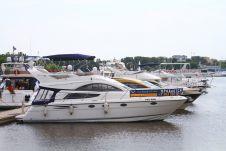 «Водный мир» Российская Ярмарка яхт и катеров 2012