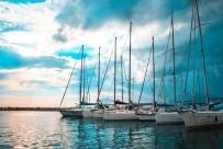 Соревнования на яхтах