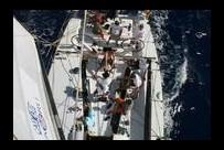 5000 миль по Атлантике на яхте магната.