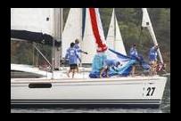 Учебная яхта «Pretty Promise» стала призером международной регаты.