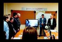 Память Евгения Гвоздева почтили минутой молчания.