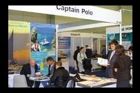"""""""Капитан Поло"""" приглашает Вас с 20 по 25 марта на выставку «Московское Боут Шоу 2012»."""