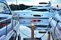 Выставка Burevestnik International Boat Show 2013.