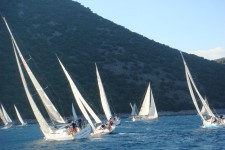 "Регата ""Göcek Race Week"" 14-18 мая 2012"