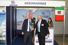 Стенд компании Assomarinas