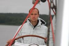 Москва Капитан гоночной яхты 15 июня 2010