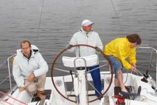 Капитан гоночной яхты