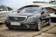 Новый Mercedes-Benz S класса