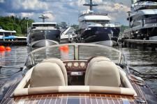 Выставка Burevestnik Boat Show 2013