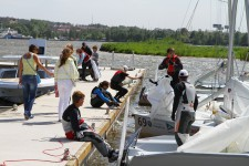 Выставки Burevestnik International Boat Show